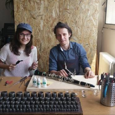 Údržba hudebních nástrojů