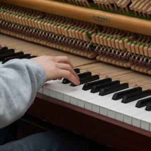 vyuka hudby